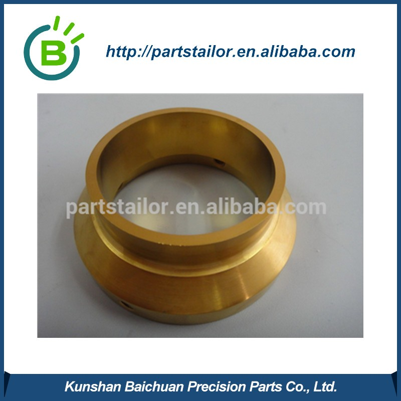 CNC Turning Precision Brass Parts BCS 008