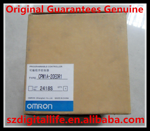 Hot Sale OMRON PLC CPM1A-20EDR1