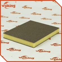 Abrasive sanding sponge for manual grinding