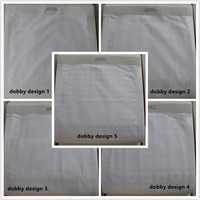 100% white cotton twill fabric for bedsheet