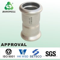 High Quality victaulic coupling stainless