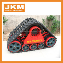 320 width ATV rubber track snow track system in stock for sale