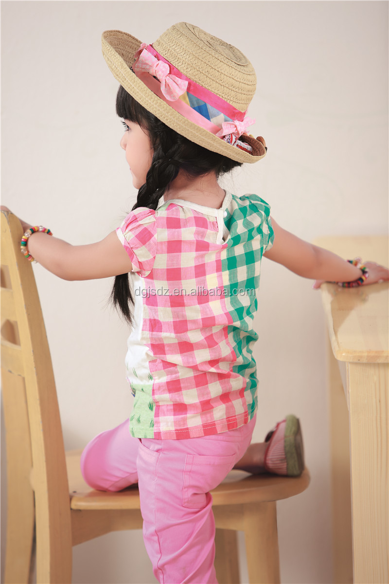 Beige Wholesale t shirt suppliers kids cartoon t-shirt short sleeve children clothes