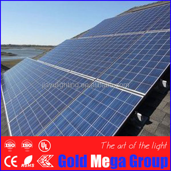 High grade sunpower 500 watt solar panel wholesale