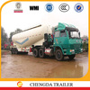 2015 hot promotion 45cbm 3axles cement tanker semi trailer (v type) with WABCO brand brake air chamber