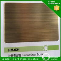 China Suppliers 201 304 Hairline Finish Stainless Steel Sheet on Line Shopping