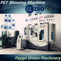 Automatic PET Plastic Bottle Making Machine/Bottle Blowing Machine
