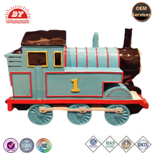 The train engine money bank tank coin bank