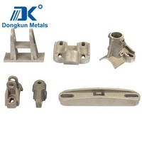 steel parts machining service