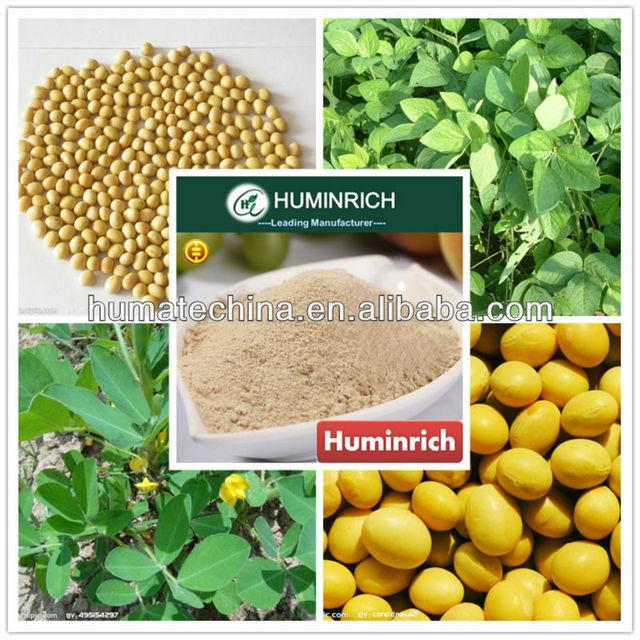 Huminrich Shenyang Plant and Animal 70% amino acid face wash