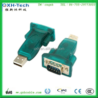 USB 2.0 to RS232 DB9pin Adapter High Quality Factory Price
