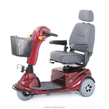 S137 Taiwan best manufacturer 3 wheel electric handicapped mobility scooter