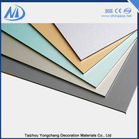 Mouldproof outdoor wall decoration material ,alucobond