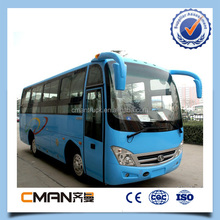 Medium-sized bus 30 seater diesel passnger Bus China Manufacturer
