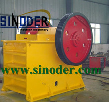 Supply garnet crusher Plant for industrial and mineral rock stone crushing and washing project -- Sinoder Brand