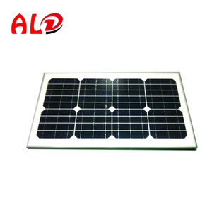 Good supplier 30W high efficiency mono solar energy panel