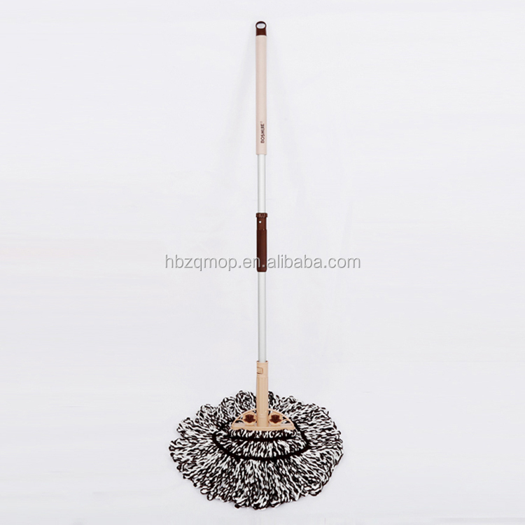 China new design easy water Automatic squeeze mop