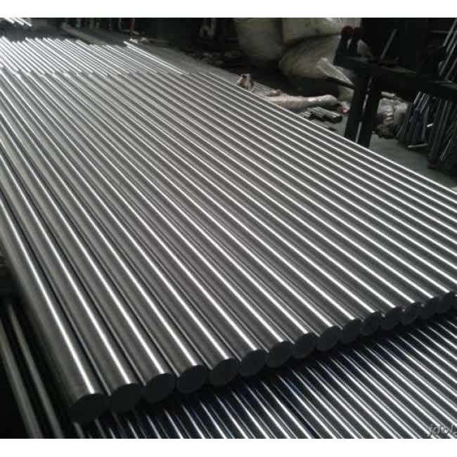 High precision and high hardness linear optical axis