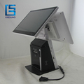 High quality equipment android pos system with dual screen