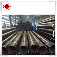 large diameter SCH80 6M length ASTM A105 Grade B 30 inch carbon seamless steel pipe for oil and gas transportation