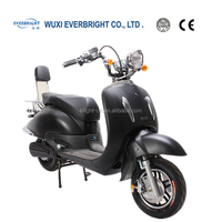china retro Electric Moped 1000w two wheel electric motorbike / motorcycle scooter
