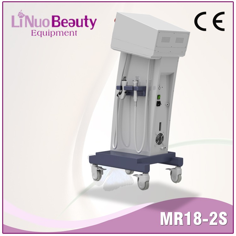 Best selling fractional rf microneedle, rf fractional micro needle skin tightening machine for salon or home use