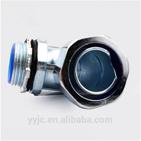 Reasonable price zinc alloy 90 degree bends