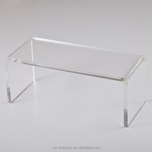 clear acrylic shoe display case magnetic floating shoe display in shop