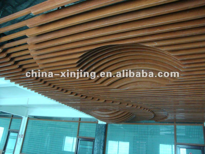 Modern decoration aluminum ceiling design/materials(ISO9001,CE)