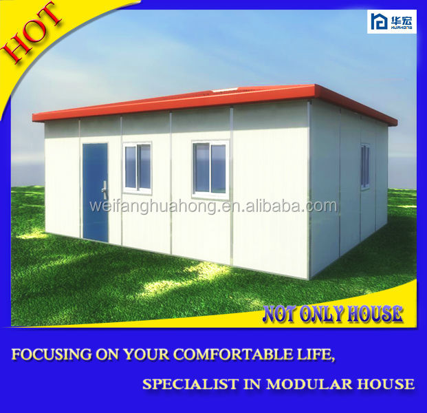 nice appearance most popular model prefabricated vocation house