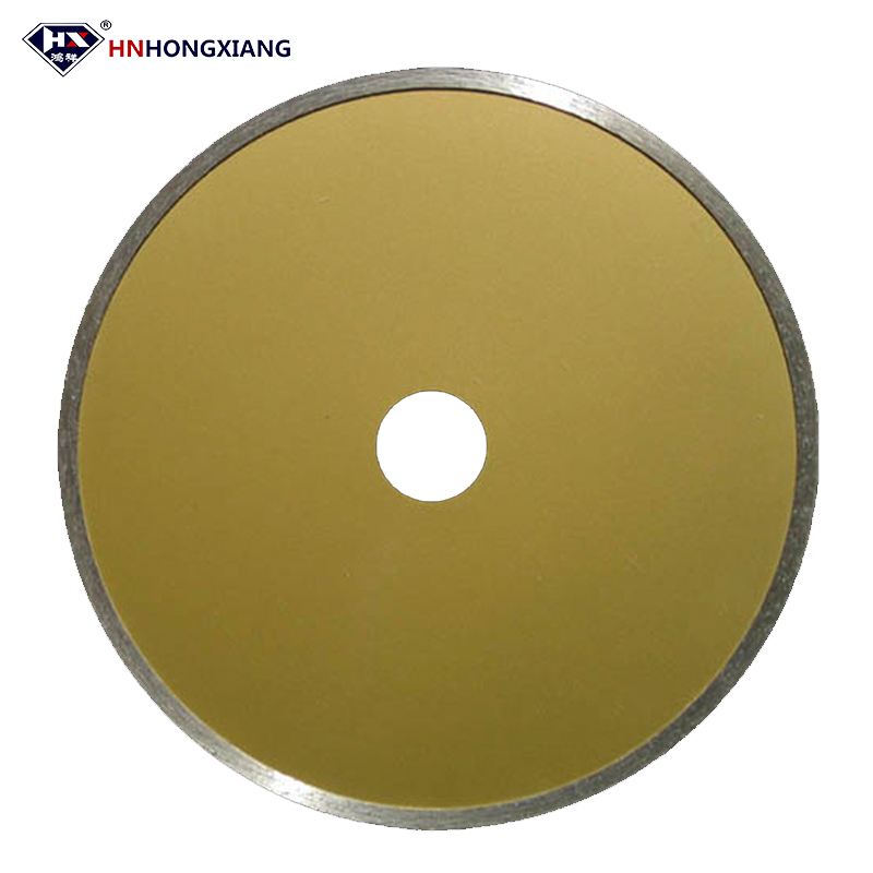 marble granite stone saw blade wheel diamond disc for cutting glass