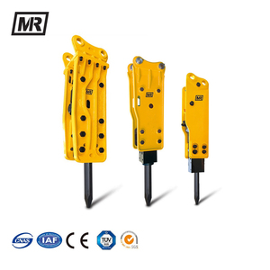 Construction demolition MSB Hydraulic Breaker Hydraulic Hammer rock drill machine
