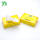 Wholesale cheap price flat box cube box soft paper facial tissue