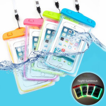 New Waterproof Underwater Case Dry Bags Pouch For smart cell phone