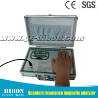 Newest and Hottest Portable Korean Quantum Sub Health Analyzer