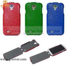 Colorful PU material leather case for s4 cases,for samsung galaxy s4 64gb case