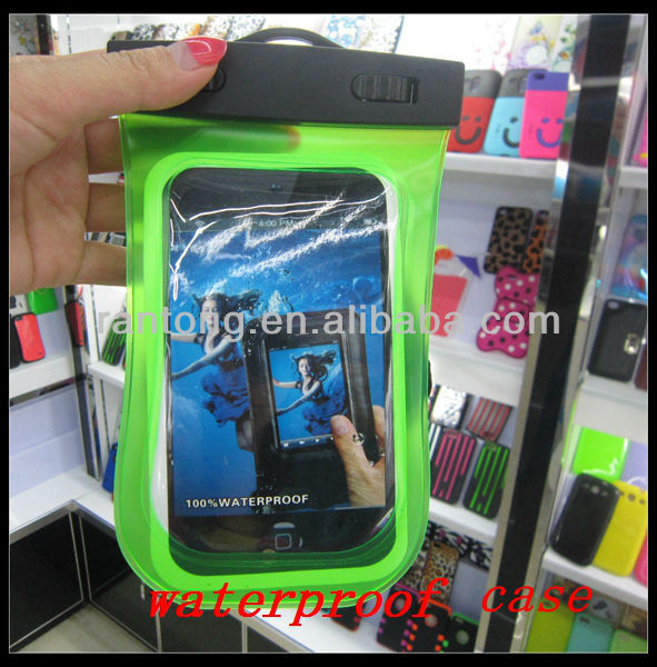 cell phone accessory waterproof case for samsung galaxy note 3