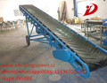 Heavy Duty Steel Belt Conveyor System For Construction