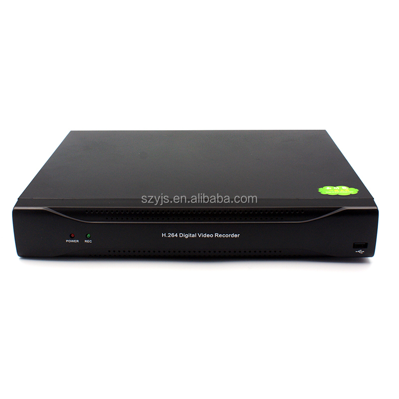 Hot Product NVR for Security System 16CH 720p/960p 2 Hard Disk YJS-NVR8016A