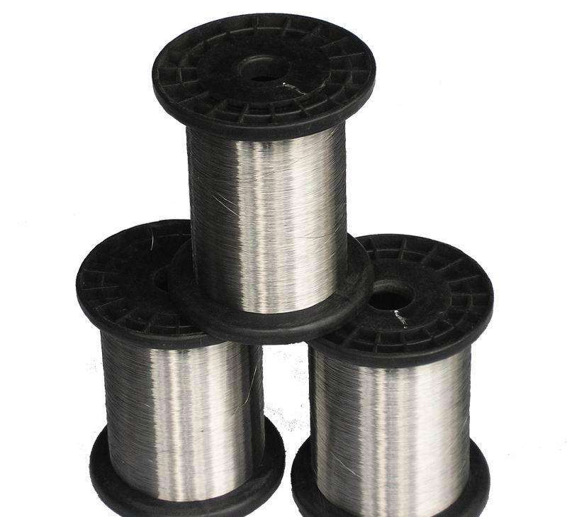 SGS Certification and ASTM, AISI Standard 10 12 14 Gauge Stainless Steel Wire