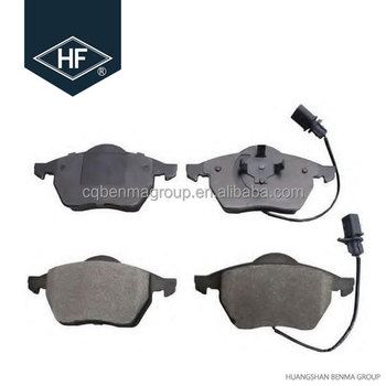 Wholesale car low-metallic disc brake pad 1610103780 for Citroen