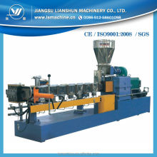 Jiangsu Lianshun PE single wall corrugated pipe production/extrusion machine/line/equipment