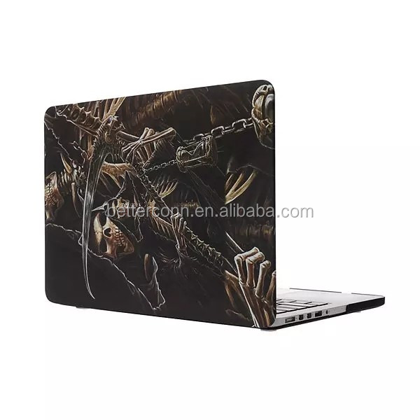 "Laptop Rubberized Hard Case Cover Shell for Mac Pro 13/15"" Air 13/11"" Retina 12"""