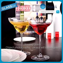 2015 China hot sales crystal cocktails glass cup stem Martini glass wholesale cocktail cup goblet