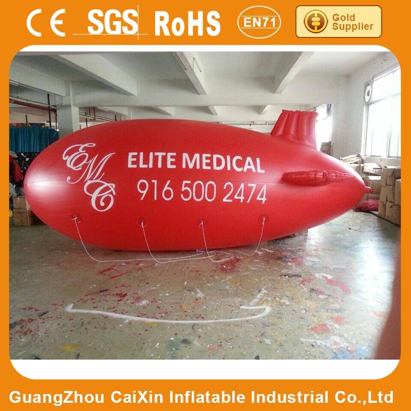 helium blimp for advertising / inflatable toothpaste for sale