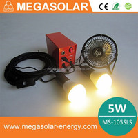 Hot sale the cheapest small solar energy solar generator for African Indian market