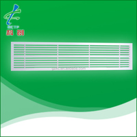 linear air conditioning ceiling diffuser