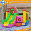 Funny jumping castles inflatable slide, high quality inflatable combo for kid