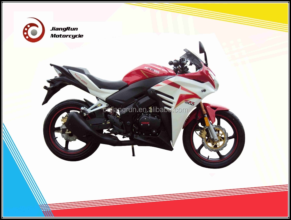 150cc 200cc 250cc balanced engine Chongqing Jiangrun CBR racing wholesale motorcycle for sale