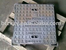 EN124 Ductile Iron Drainage Cover Foundry Supply Multi-Type Covers